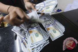 Kurs dolar AS terus menguat