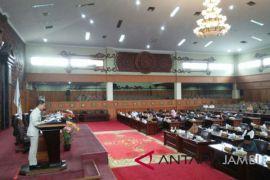 DPRD bentuk pansus evaluasi LKPJ  Gubernur Jambi