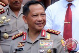Tito masih nyaman jadi pejabat keamanan