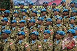 Panglima TNI pesan Kontingen Garuda jaga kepercayaan bangsa
