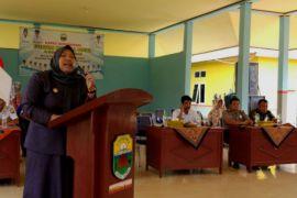 Bupati Masnah : infrastruktur jalan prioritas (Video)
