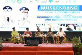 Musrenbang RKPD Jambi 2019 fokus pemerataan pembangunan