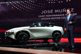 Nissan akan pajang tiga mobil listrik di Auto China