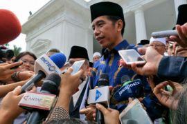 Jokowi ke Solo malam ini untuk melayat besan