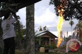 Korban tewas ledakan sumur minyak di Aceh jadi 15 orang