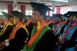 Wakil Bupati Muarojambi raih gelar magister agribisnis