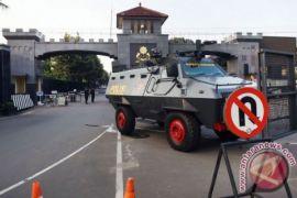 Ansor puji Polri atasi kerusuhan tahanan Mako Brimob