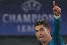 Ronaldo puji serangan Liverpool tetapi sebut Madrid lebih baik