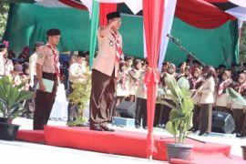 28 perwakilan  UIN Jambi ikuti Perkemahan Wirakarya