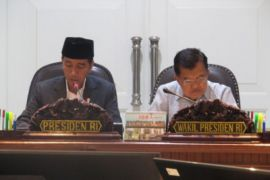 Jokowi ingin pertumbuhan ekonomi terus naik
