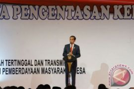 Presiden: dana desa untuk tingkatkan ekonomi