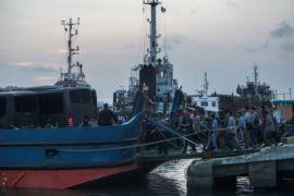 Napi kasus terorisme dari Mako Brimob tempati tiga Lapas Nusakambangan