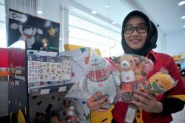Penjualan Merchandise Asian Games 2018