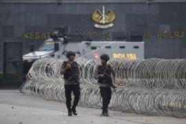 Polri: enam meninggal akibat bentrokan di mako Brimob