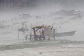 Badai tewaskan 78 warga di India