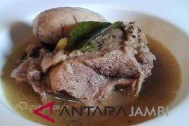 Gulai Talang kuliner yang dinanti perantau Batanghari