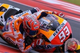 Marc Marquez digdaya di MotoGP Jerez