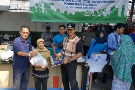Sambut Ramadhan, BPJS Ketenagakerjaan Jambi gelar sembako murah