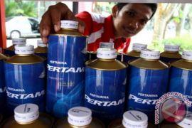 Pertamina siapkan BBM kemasan di jalur mudik Jakarta-Cikampek