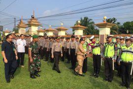 Polres Batanghari siagakan 160 personil Operasi Ketupat.