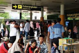 Angkutan lebaran, ini jumlah pergerakan penumpang yang melalui Bandara Jambi
