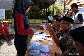 Pemilih pemula antusias gunakan hak suara