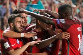 Guides sumbang dua gol saat Portugal tundukkan Aljazai