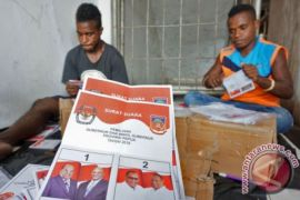 Tiga meninggal saat pasukan pengamanan surat suara dihadang di Torere, Puncak Jaya, Papua