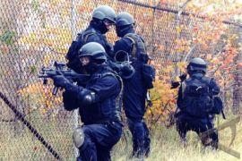 Densus tangkap dua terduga teroris di Pringsewu