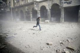 120.000 warga Suriah terusir dari rumah akibat serangan militer