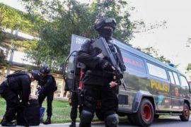 Gedung DPR target terduga teroris Riau