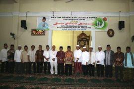 Keluarga Besar Unja gelar tarawih bersama