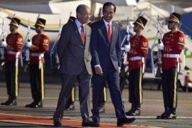 Jokowi jemput Mahathir di Bandara Halim
