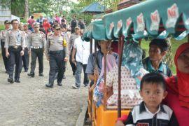Kapolda cek keamanan tempat wisata di Jambi