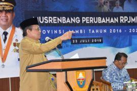 Plt Gubernur: Perubahan RPJMD memperkuat perencanaan pembangunan