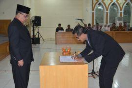 Rektor Unja minta pejabat melaksanakan tugas dengan baik