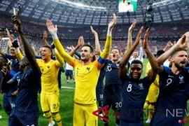 Daftar catatan terbaik Piala Dunia 2018