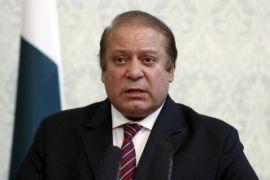 Mantan PM Pakistan Nawaz Sharif ditangkap untuk jalani hukuman penjara