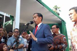Jokowi: Pejabat calonkan diri jangan ganggu tugas pemerintahan