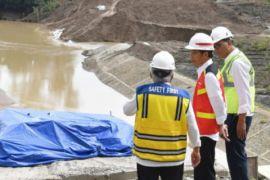 Presiden: Bendungan Paselloreng airi 7.000 hektare sawah