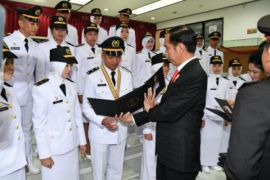 Presiden: pamong praja harus nomor satukan integritas