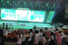 Ribuan ulama muda deklarasi dukung Jokowi