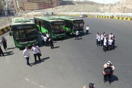 Bus shalawat mulai beroperasi