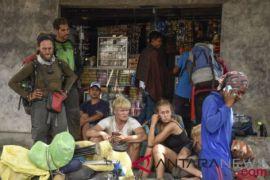 Pendaki di Rinjani lebih 800 orang saat gempa terjadi