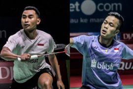 Anthony dan Tommy melaju putaran kedua Indonesia Terbuka