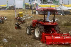 Alsintan dukung produktifitas pertanian