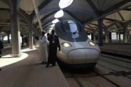 Arab Saudi segera operasikan kereta cepat Mekah-Madinah
