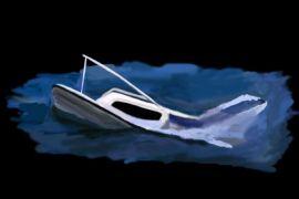 10 meninggal akibat perahu TKI karam