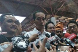 Jokowi akui telah kantongi Cawapres 2019