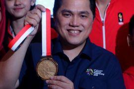 Medali Asian Games cerminan budaya Indonesia